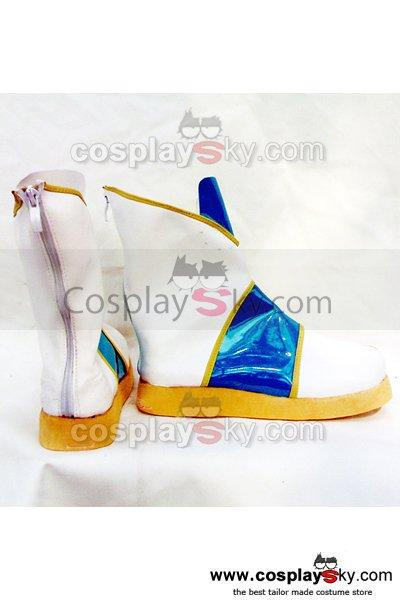 Aria Alicia Florence Cosplay Boots Custom Made