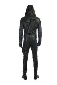 Arrow Season 5 Adrian Chase Prometheus Outfit Cosplay Costume
