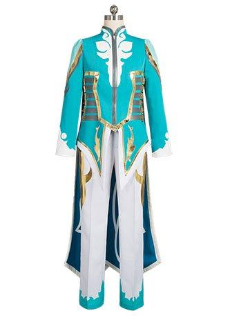 Aselia the Tales of Zestiria Mikleo Outfit Cosplay Costume