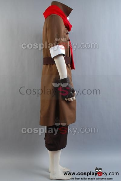 Avatar The Legend of Korra Mako Cosplay Costume