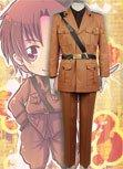 Axis Powers Hetalia 2P Italy Uniform Costume