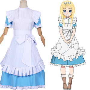 Alicization Sword Art Online SAO Alice·Synthesis·Thirty Cosplay Costume