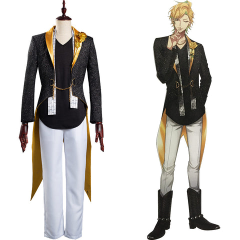 Division Rap Battle DRB Hypnosis Mic -Izanami Hifumi GIGOLO Halloween Carnival Suit Cosplay Costume 2020 Uniform Outfits