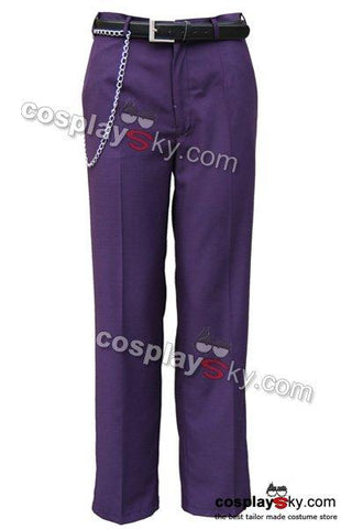 Batman Dark Knight Joker Purple Pants Halloween Tailor Made
