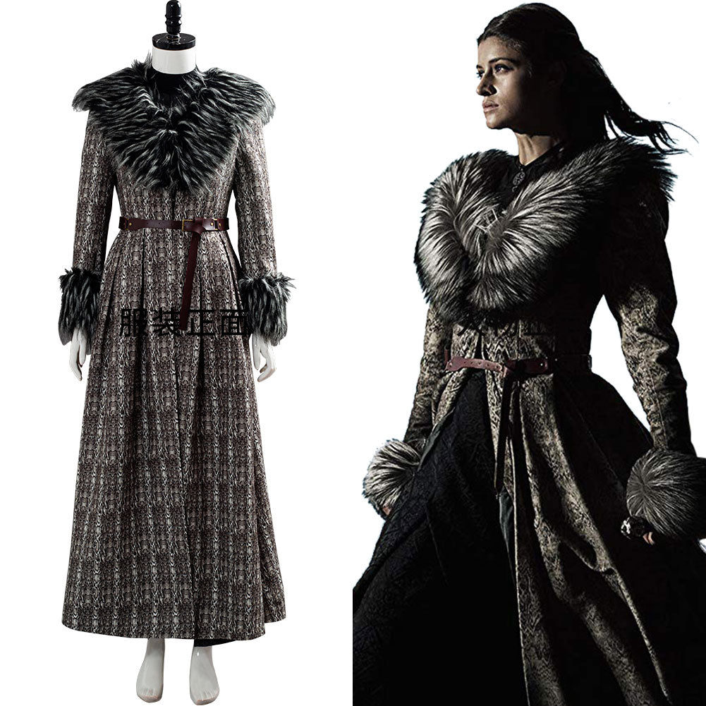 The Witcher Yennefer Cosplay Costume Halloween Suit Outfit ...