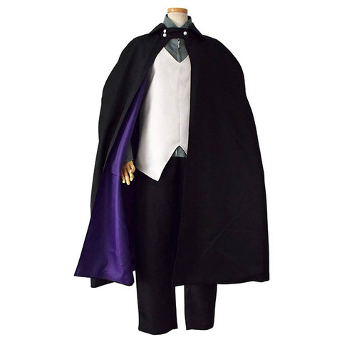 Boruto Naruto The Movie - Uchiha Sasuke Halloween Carnival Costume Cosplay Costume Outfits