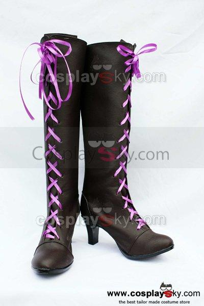 Black Butler Alois Trancy Cosplay Boots Shoes
