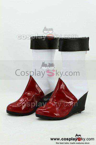 BlazBlue: Calamity Trigger Litchi Faye-Ling Cosplay Boots Shoes