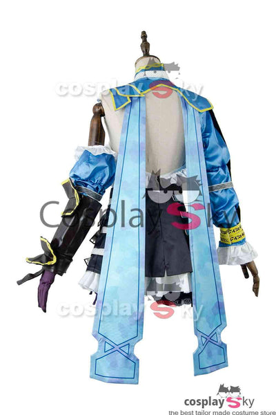 Bloodstained Ritual of the Night Miriam Dress Cosplay Costume