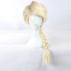 Frozen 2 Princess Elsa Wig Cosplay Wig
