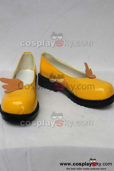 CardCaptor Sakura CCS - Sakura Battle suit Version 5 Cosplay Boots Shoes