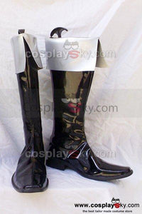 Castlevania Alucard Cosplay Boots Shoes Custom-Made