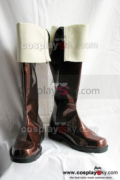 Castlevania Richter Cosplay Boots Shoes Custom Made