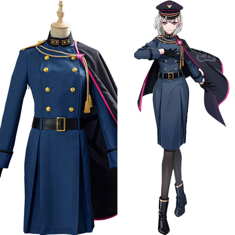 Aohitsugi Nemu Hypnosis Mic - Division Rap Battle Cosplay Costume
