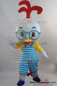 Chicken little Mascot Costume Fancy Dress Outfit