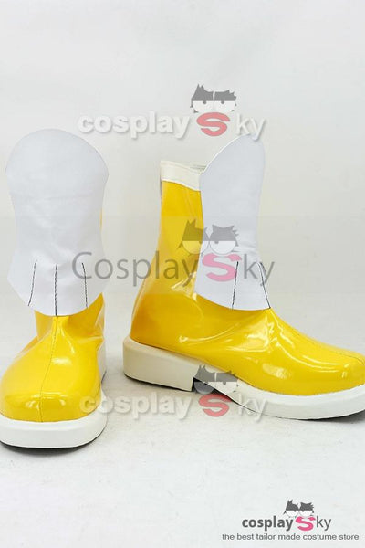 Cute High Earth Defense Club Love! Io Naruko Boots Cosplay Shoes