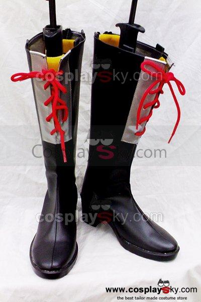 D.Gray-man Cosplay Boots Custom Made