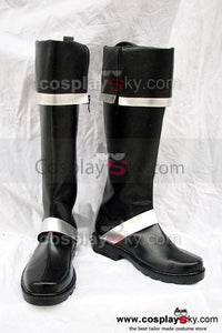 D.Gray-man Lavi Cosplay Boots Black Shoes