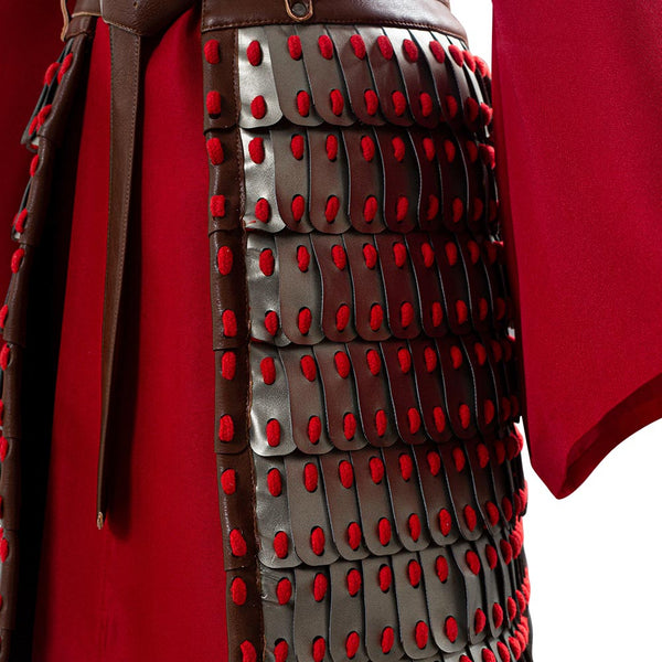 Mulan 2020 Movie Mulan Armor Cosplay Props