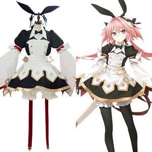 Astolfo Fate/Grand Order Saber Full Set Cosplay Costume
