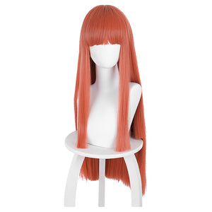 Pretty Derby Silence Suzuka Carnival Halloween Party Props Cosplay Wig Heat Resistant Synthetic Hair