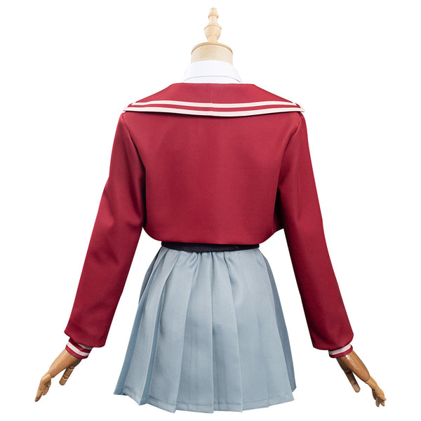 Anime Zombie Land Saga Halloween Carnival Suit Cosplay Costume Group Uniform Skirt Outfits
