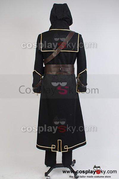 Dishonored Corvo Attano Cosplay Costume Cosplaysky