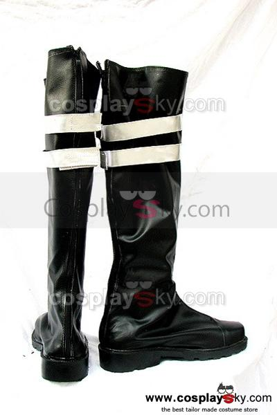 Dissidia 012: Duodecim Final Fantasy Sephiroth Cosplay Boots