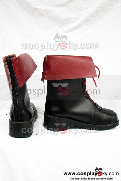 Dungeon and Fighter Dungeon Fighter Online Cosplay Boots Black