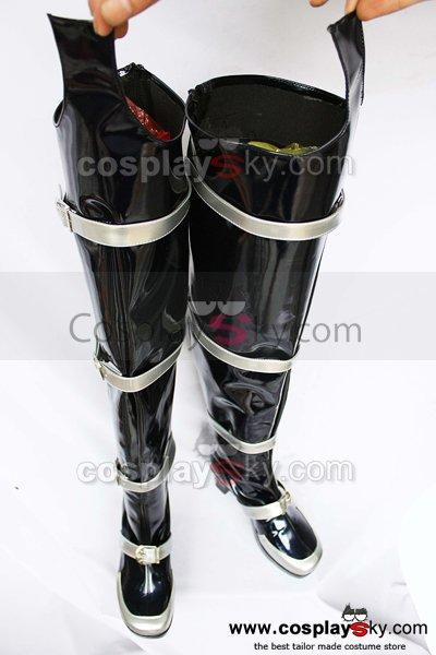 Dynasty Warriors Cao Pi Female Version Cosplay Boots Shoes
