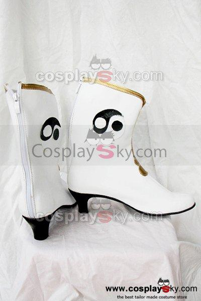 Dynasty Warriors Zhuge Liang Female Version Cosplay Boots