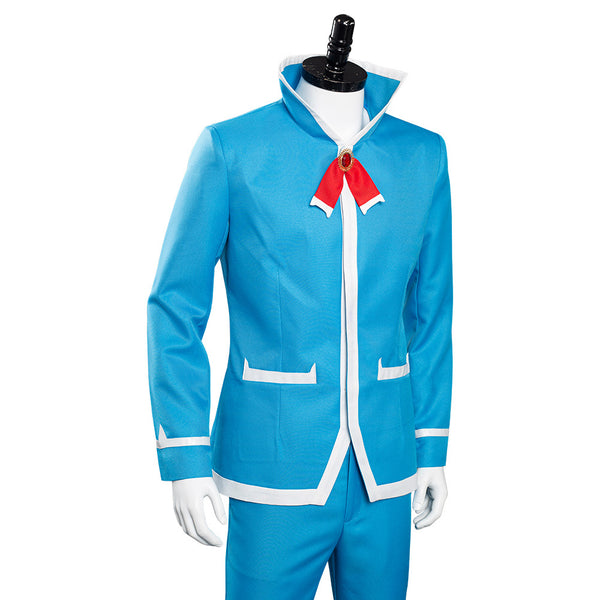 Welcome to Demon School! Iruma-kun Iruma Suzuki Halloween Carnival Suit Cosplay Costume Outfits