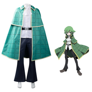 Shaman King The Super Star  Rizerugu Daizeru Halloween Carnival Suit Cosplay Costume Outfits
