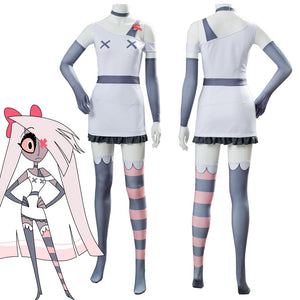 Hazbin Hotel VAGGIE Uniform Cosplay Costume