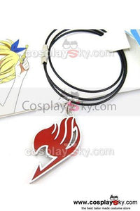 Fairy Tail Guild Logo Emblem Necklace Alloy