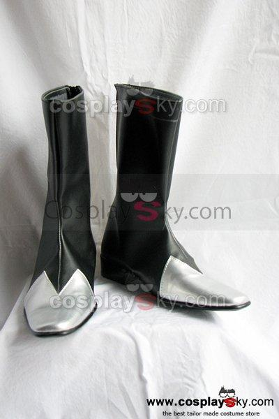 Fate Unlimited Codes Lancer Diarmaid Cosplay Boots
