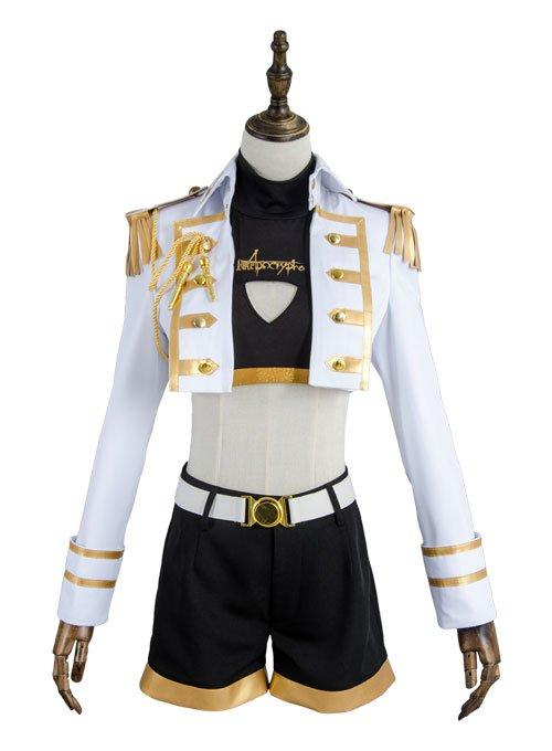 Fate/Apocrypha FA Rider Astolfo Racing Suit Cosplay Costume