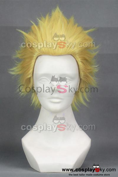 Fate/Zero Archer Gold Cosplay Wig
