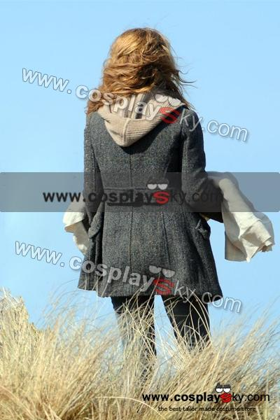 Harry Potter Hermione Granger Gray coat costume