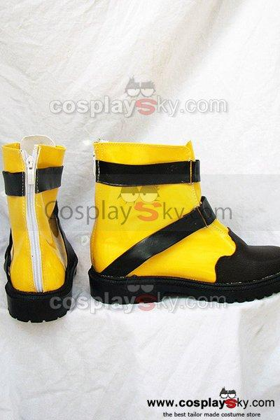 Final Fantasy X 2 Shuyin Cosplay Boots Shoes NewCossky