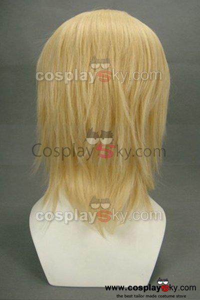 Final Fantasy XIII Snow·Villiers Cosplay Wig