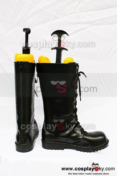 FINAL FANTASY XIII Versus Cosplay Boots Shoes
