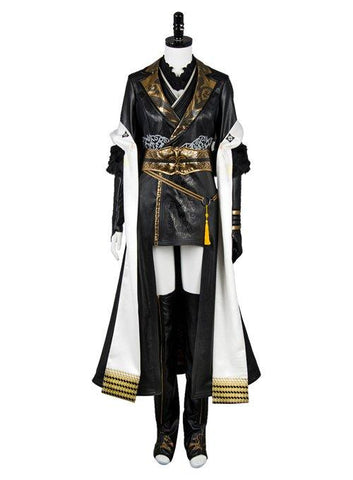 Final Fantasy XV FF15 Gentiana Outfit Cosplay Costume