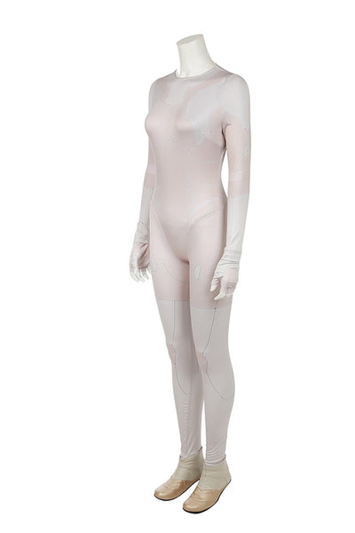 Ghost in the Shell 2017 Movie Major Jumpsuit Cosplay Costume