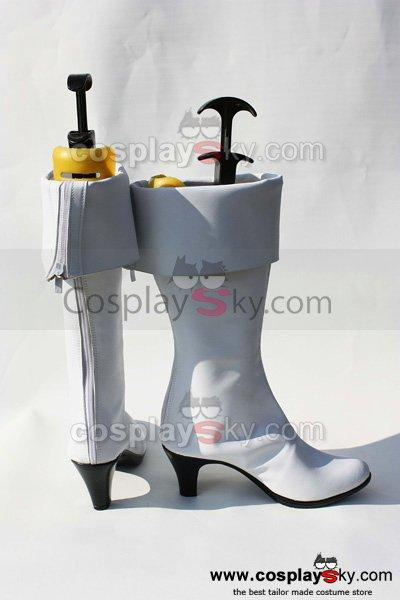 Gintama Imai Nobume Cosplay Shoes Boots