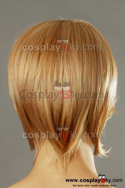 Gintama Okita Sougo Short Cosplay Wig