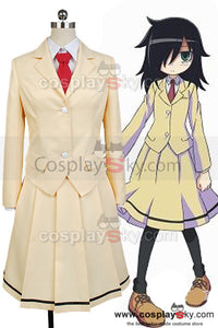 No Matter How I Look at It, It's You Guys' Fault I'm Not Popular! Tomoko Kuroki Cosplay Costume
