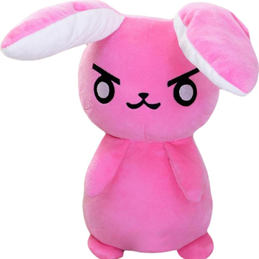 Overwatch DVA D.Va Rabbit Toy Plush Toy