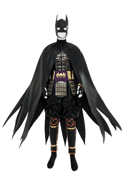 2018 Movie Batman Ninja Batman Outfit Suit Cosplay Costume Action Figure Version Japanese Style
