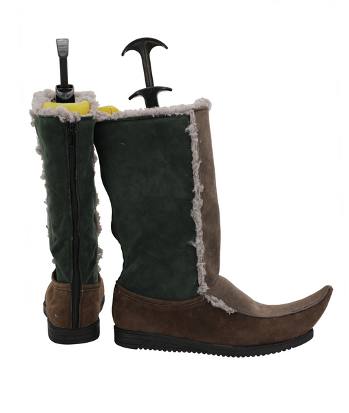 Frozen 2 Prince Kristoff Boots Cosplay Shoes